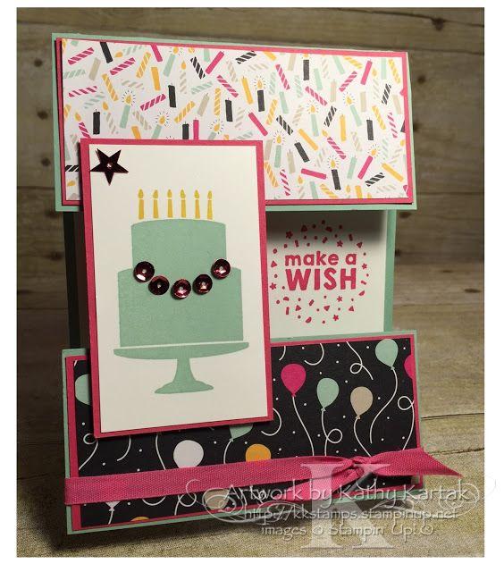 Faithful INKspirations: Creation Station: All About Birthdays!