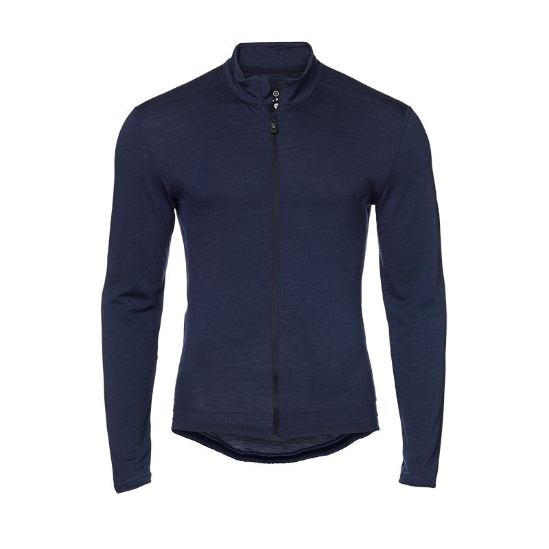 Vulpine Men's Long Sleeve Merino Alpine Jersey http://www.alwaysriding.co.uk/vulpine-men-s-long-sleeve-merino-alpine-jersey-2249.html