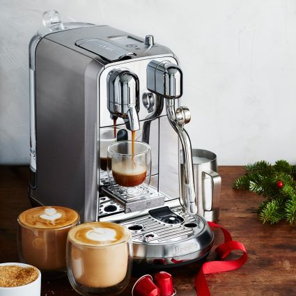 House · Nespresso Creatista Plus By Breville | Sur La Table