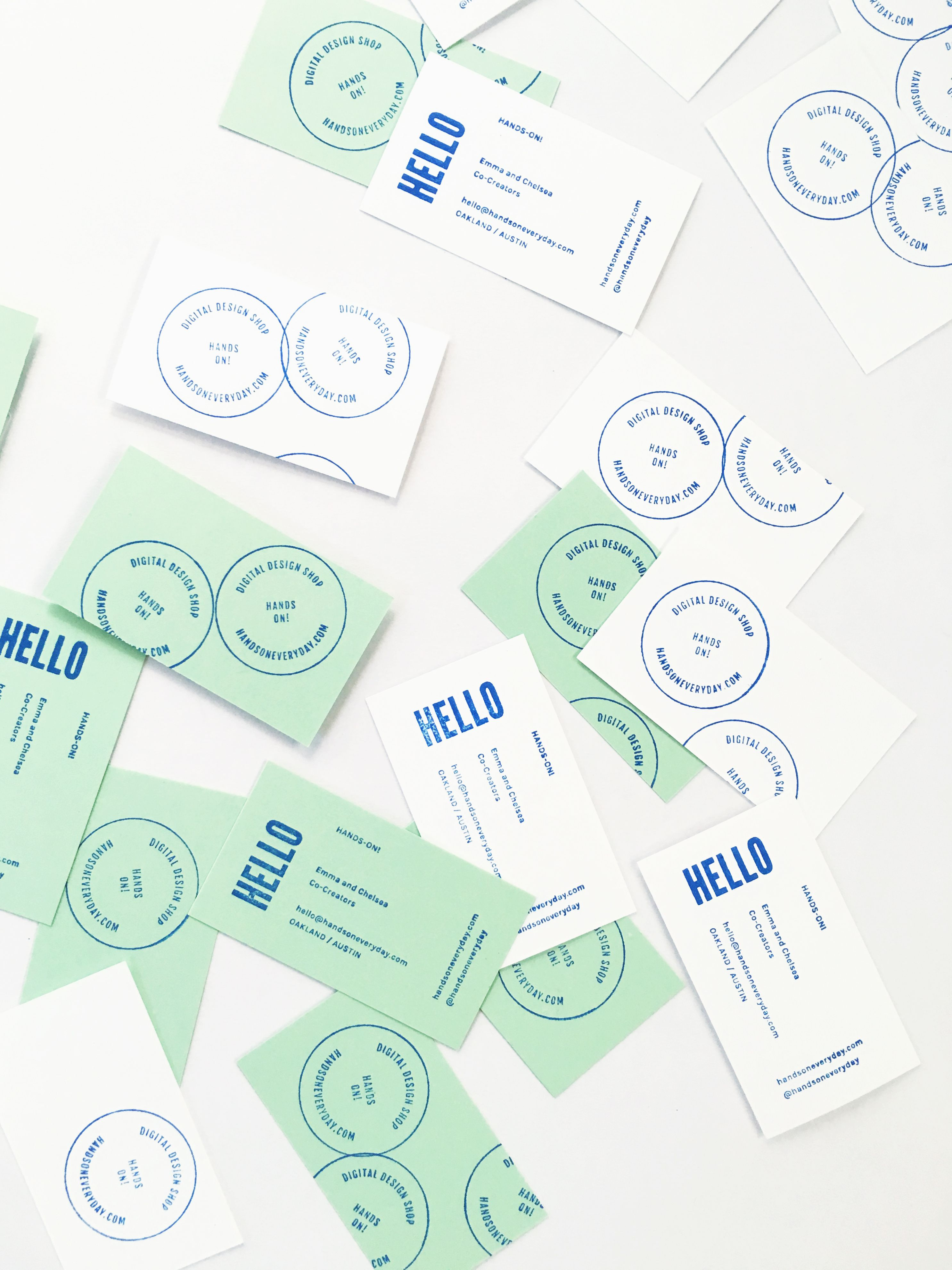 Ruby business cards template cards and business make your own business cards two stamp templates precut cards flashek Gallery