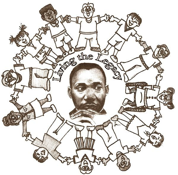 Martin Luther King Jr Day Coloring Pages 2015 Martin Luther King
