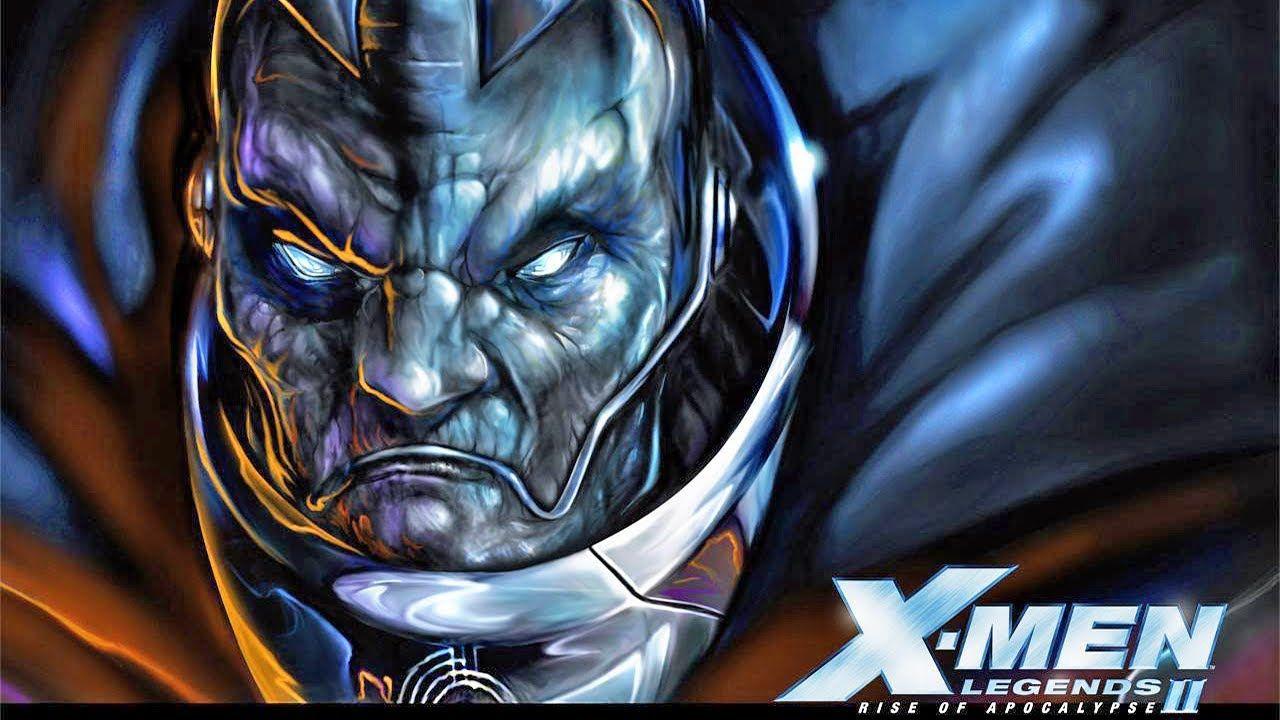 X Men Legends Ii Rise Of Apocalypse Cinematics Hd Apocalypse X Men X Men Apocalypse