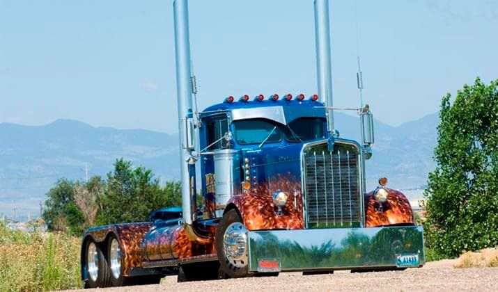 21 Baddest Custom Semi Trucks On Earth Page 20 Of 21 Trucks