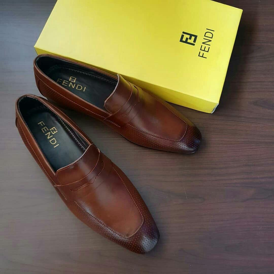 fendi formal shoes Shop Clothing