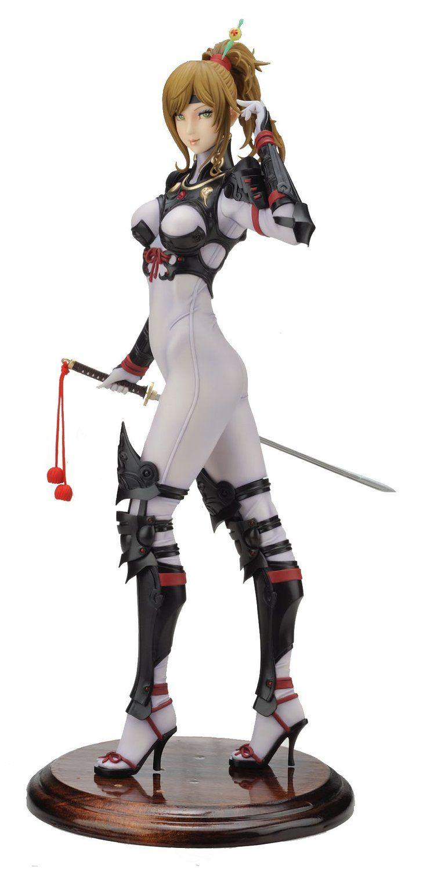 Dai Shogun : Kiriko Hattori Ninja Costume PVC Figure (Shunya ...