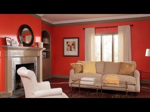 C mo pintar una habitaci n con varios colores youtube - Combinaciones de colores para pintar una habitacion ...
