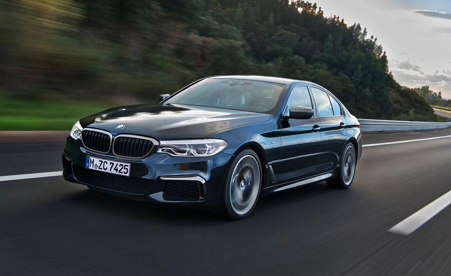 BMW Santa Barbara >> 2018 Bmw 5 Series 540e Exudes Class Style Providing