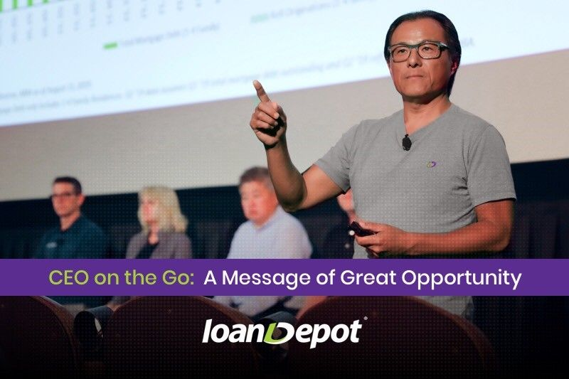 Big Things Are On The Horizon For Team Loandepot Career Advancement Teams Career Opportunities