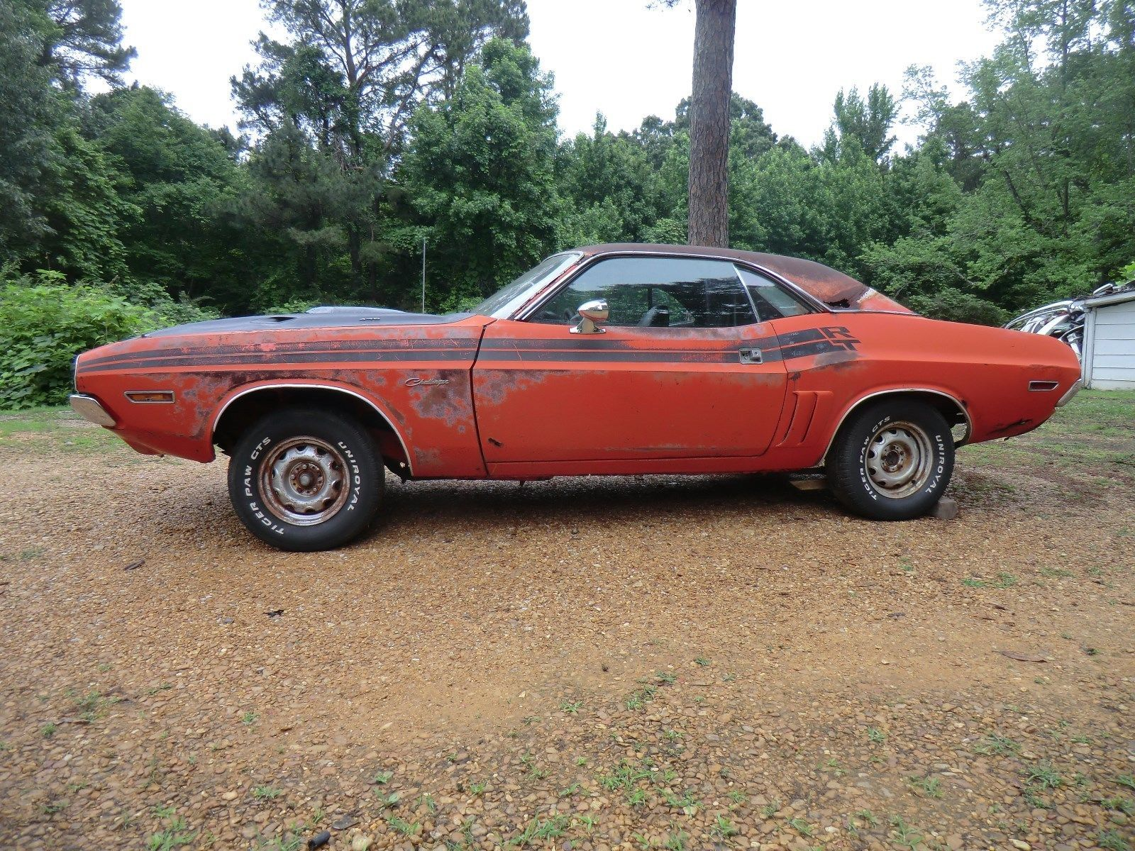 Mississippi Mopar Hemi Orange 1971 Challenger R T Dodge
