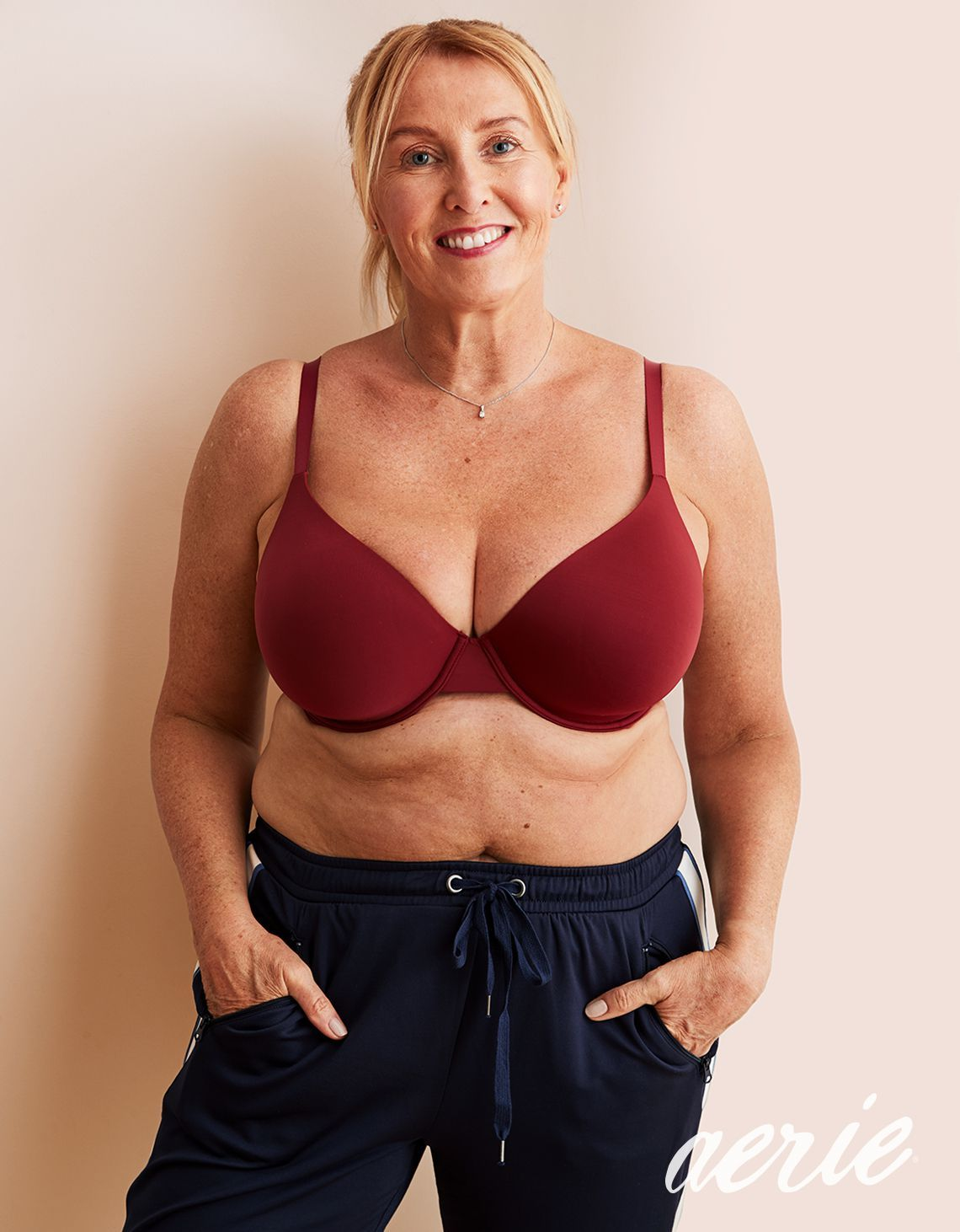 Aerie Casts 57 Non Models For Its Latest Lingerie Campaign