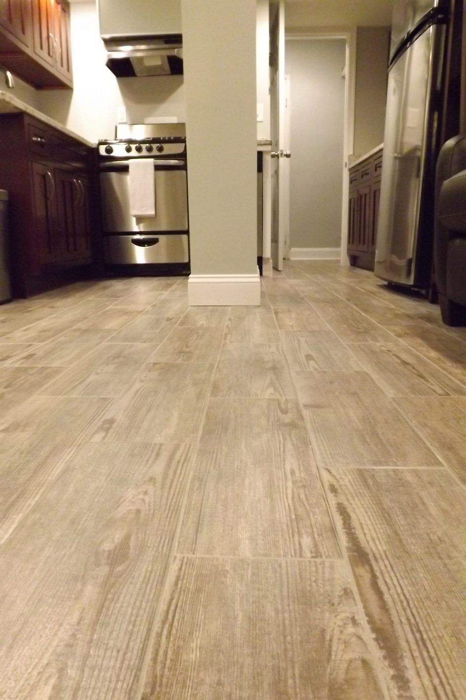 Image Result For Faveweis Trendy Hardwood Floor Tile Wood Look
