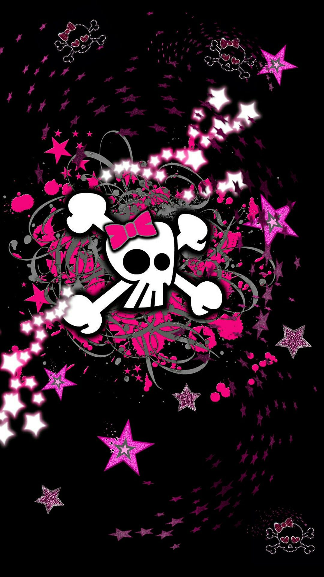 Pin By Jennifer Alaina On Skulls Skull Wallpaper Pink Skull Wallpaper Skull Pictures
