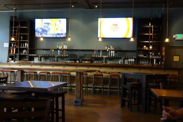 Taps Social House & Kitchen, good for happy hour!