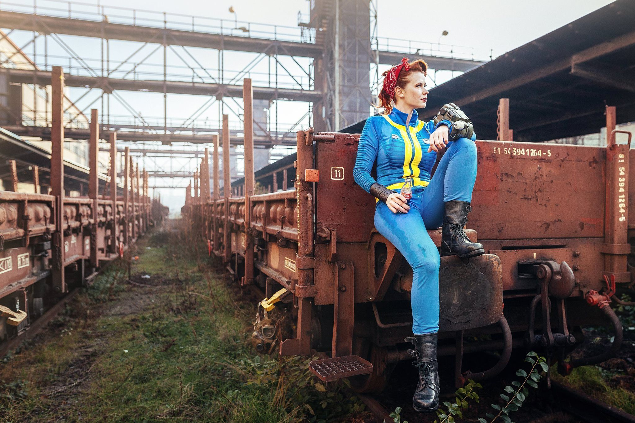 Fallout 4 cosplay - Album on Imgur