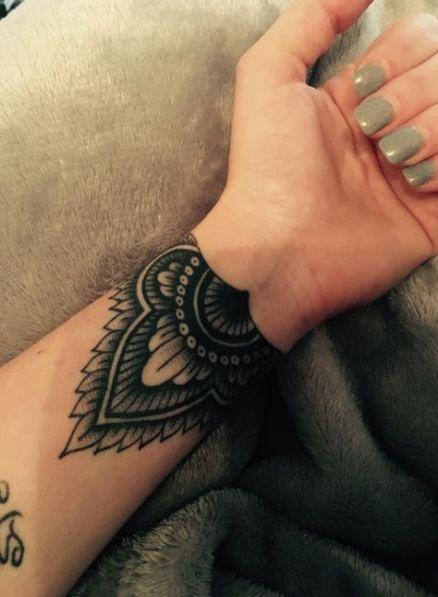 46+ ideas tattoo wrist cuff sleeve for 2019