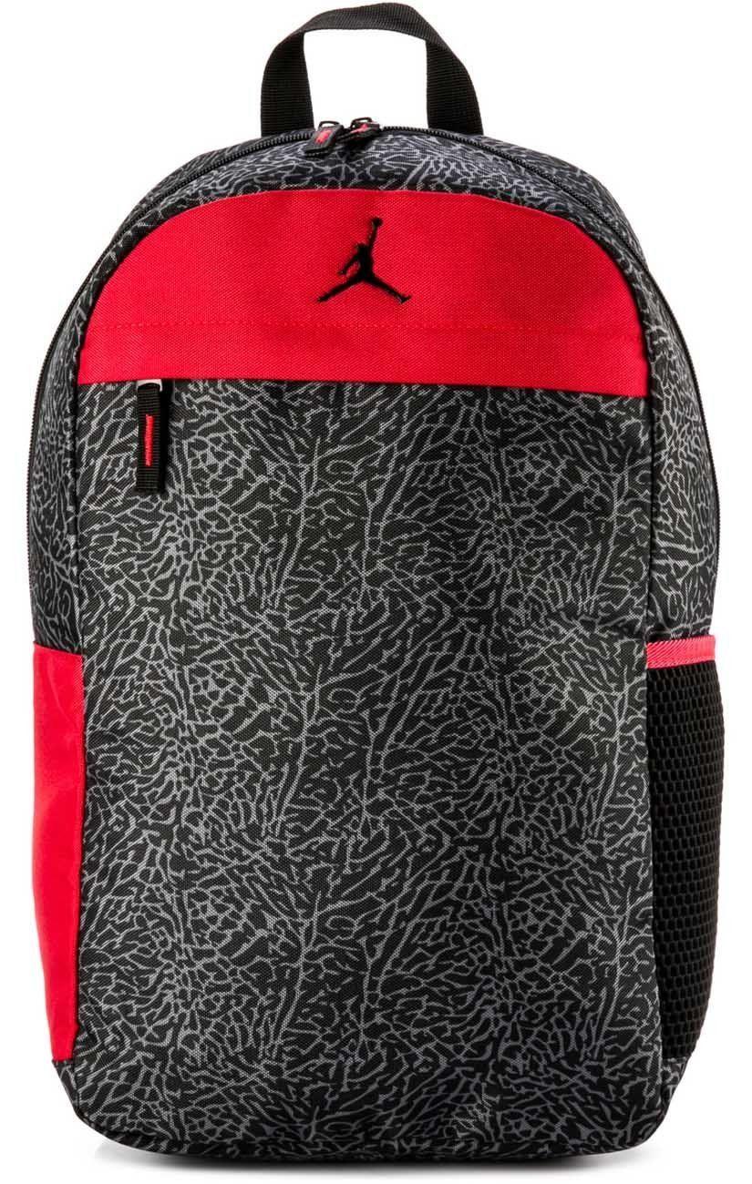 e58608d6422c Nike Air Jordan Jumpman Backpack Black Gym Red   For more information