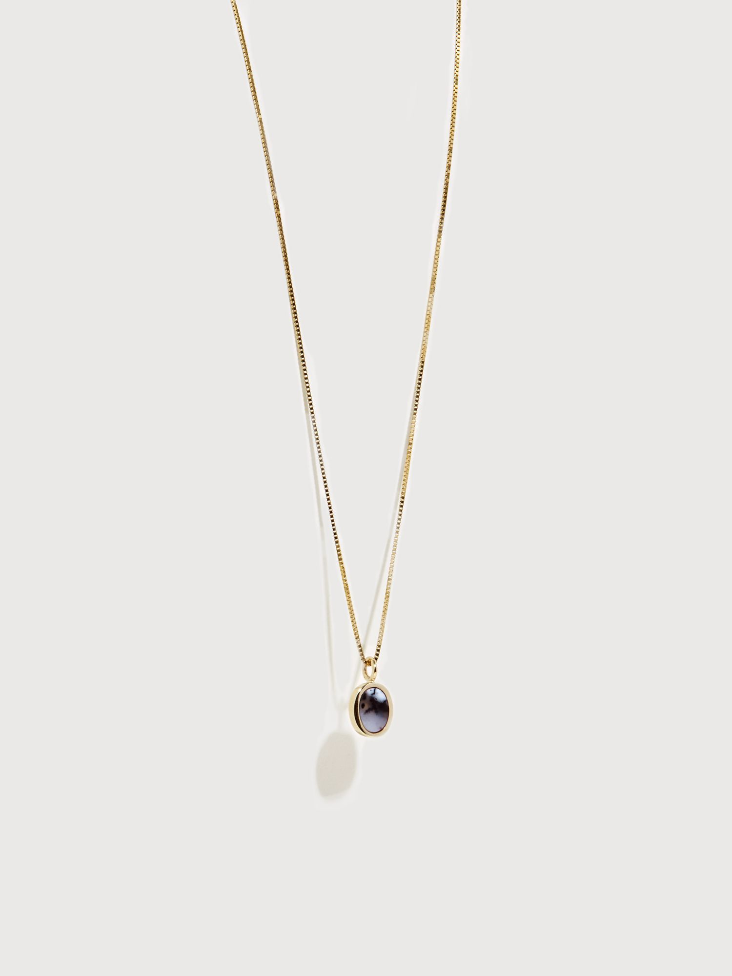 Inlay signet pendant azurite malachite pendant set and pendants