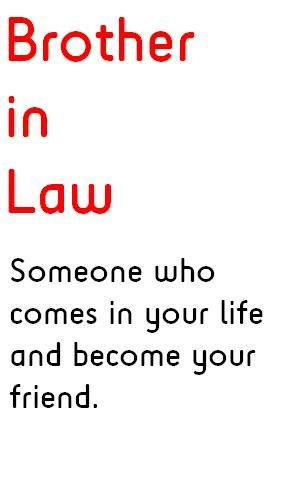 Sarcastic Quotes About In Laws Quotesgram Brother Birthday Quotes Brother Quotes Law Quotes
