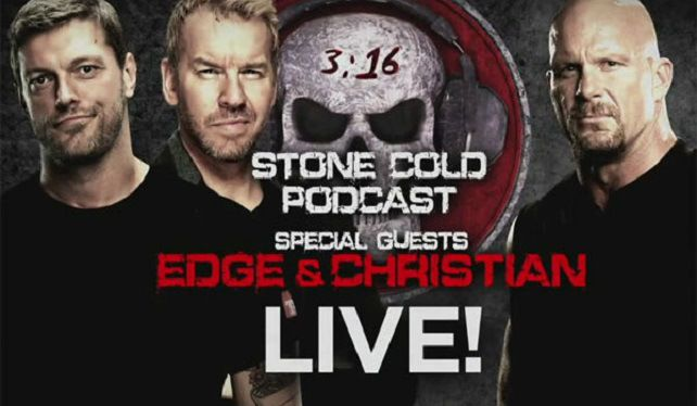 Watch Wwe Stone Cold Podcast With Edge And Christian Full Show Full Show Podcasts Watch Wrestling