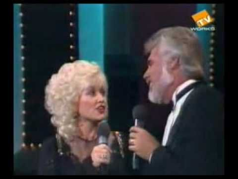 Dolly Parton Kenny Rogers Islands In The Stream Islands In