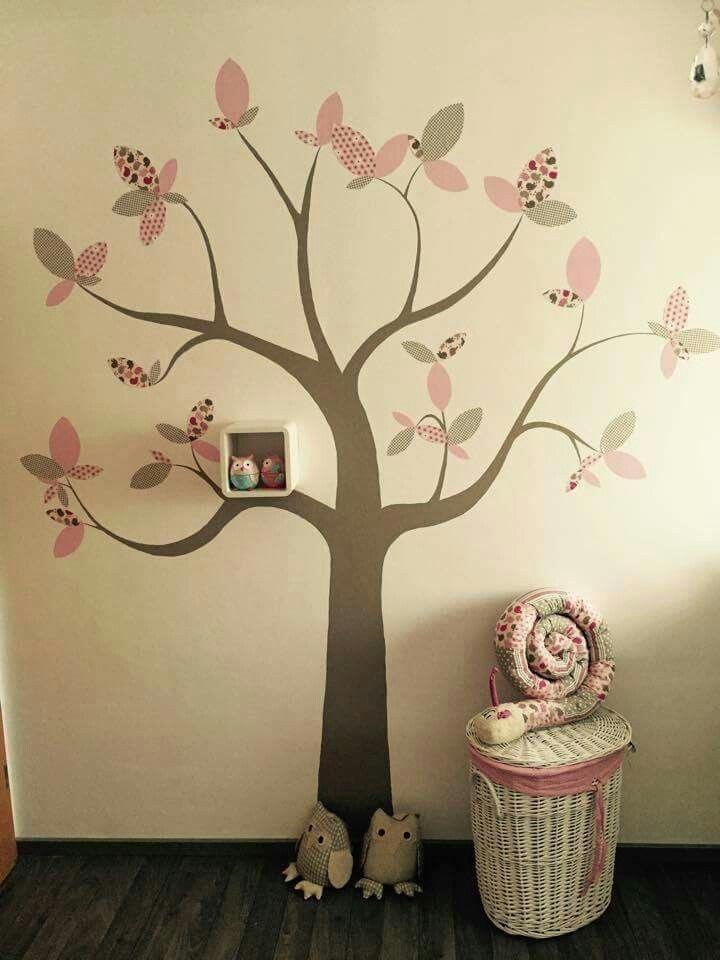 Wandgestaltung (mit Bildern) Wandgestaltung kinderzimmer