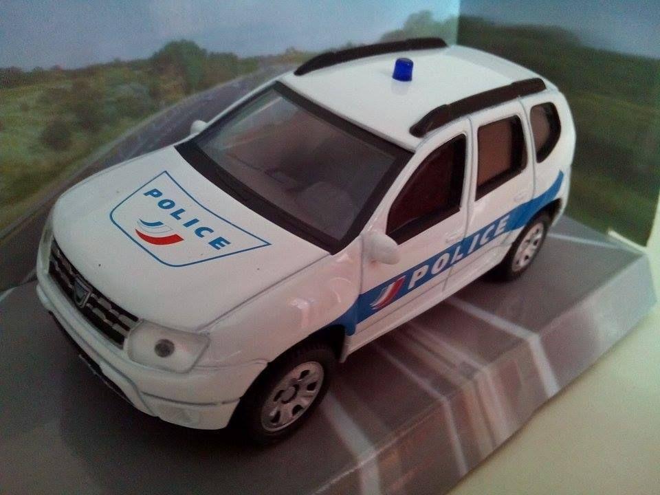 Détails Duster Ref Miniature Dacia Sur V54 Voiture 143 Police F31TlKcuJ