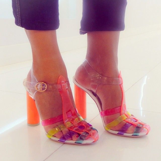 Heels, Jelly shoes, Casual shoes women