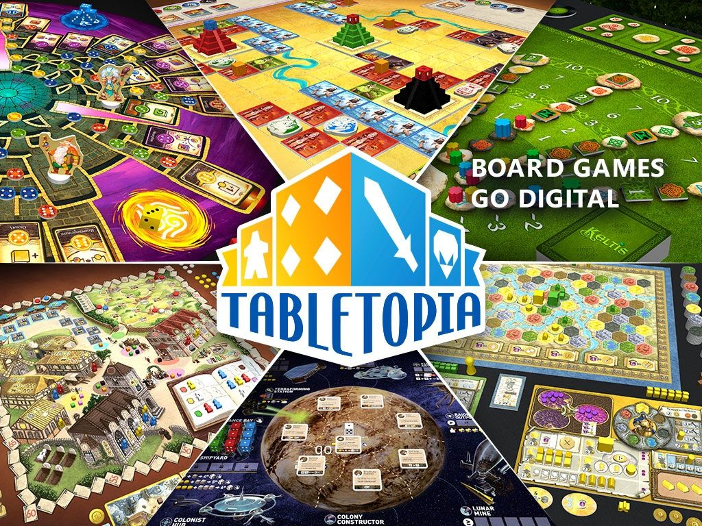 Tabletopia The Digital Platform For Board Games Project Video - Board game design software