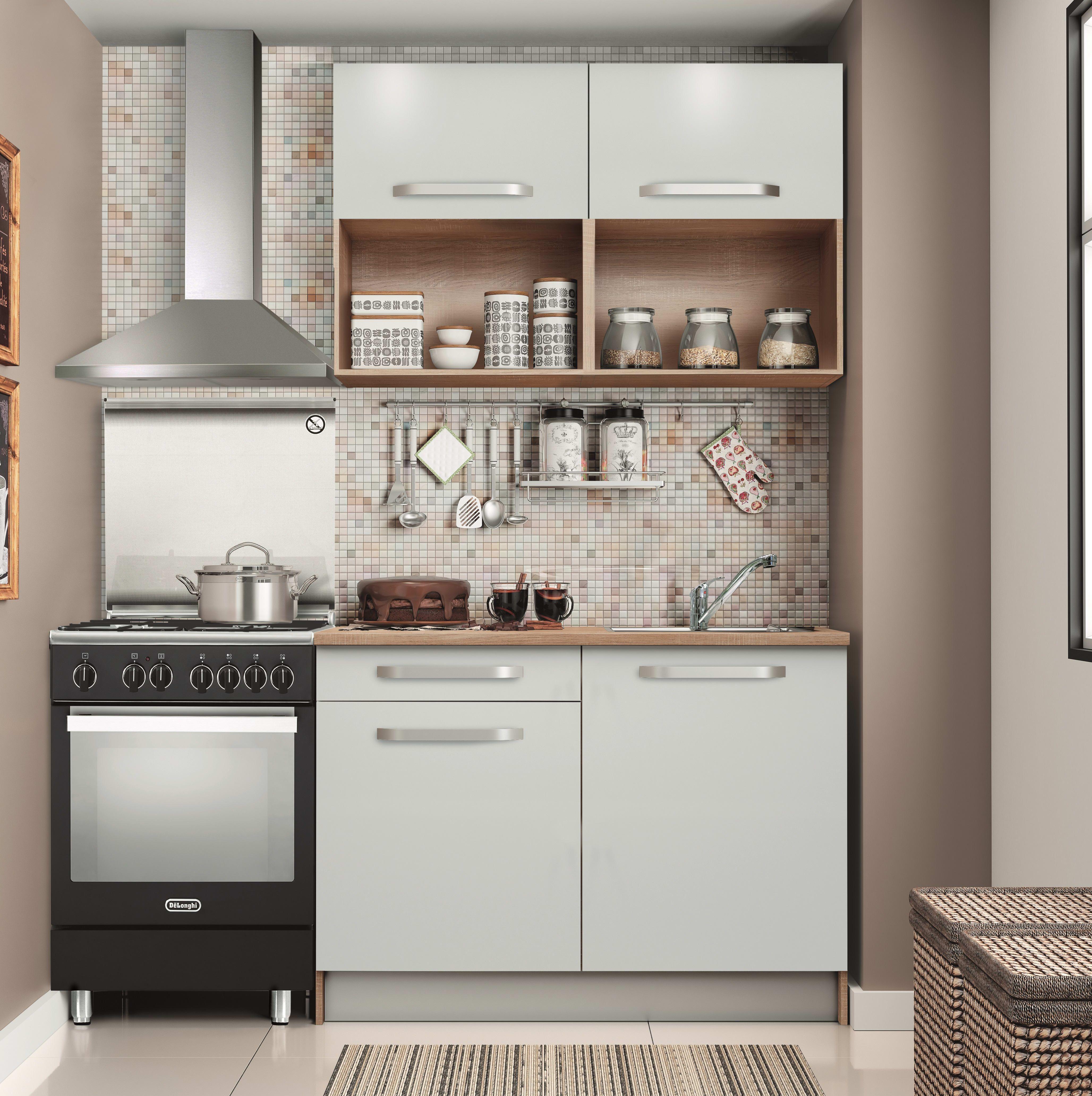 Cucina Leroy Merlin | Arredo interni cucina, Arredamento ...