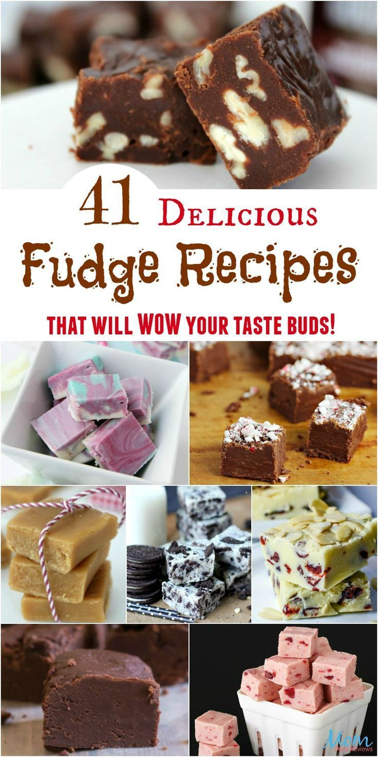 Photo of 41 Delicious Fudge Recipes that will WOW Your Taste Buds