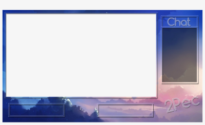 100 Free Twitch Facecam Overlay Template Twitch Overlay Template Overlays Twitch Overlays Cute