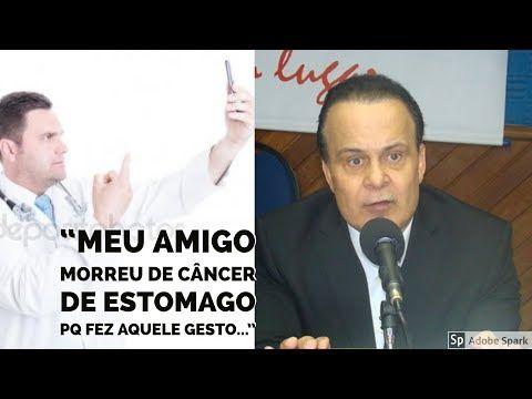 Meu AMIGO MORREU de CÂNCER por causa de um GESTO | Dr Lair Ribeiro - YouTube
