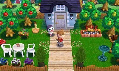 ハピ森 住民さんたちのお部屋 2 とび森 部屋