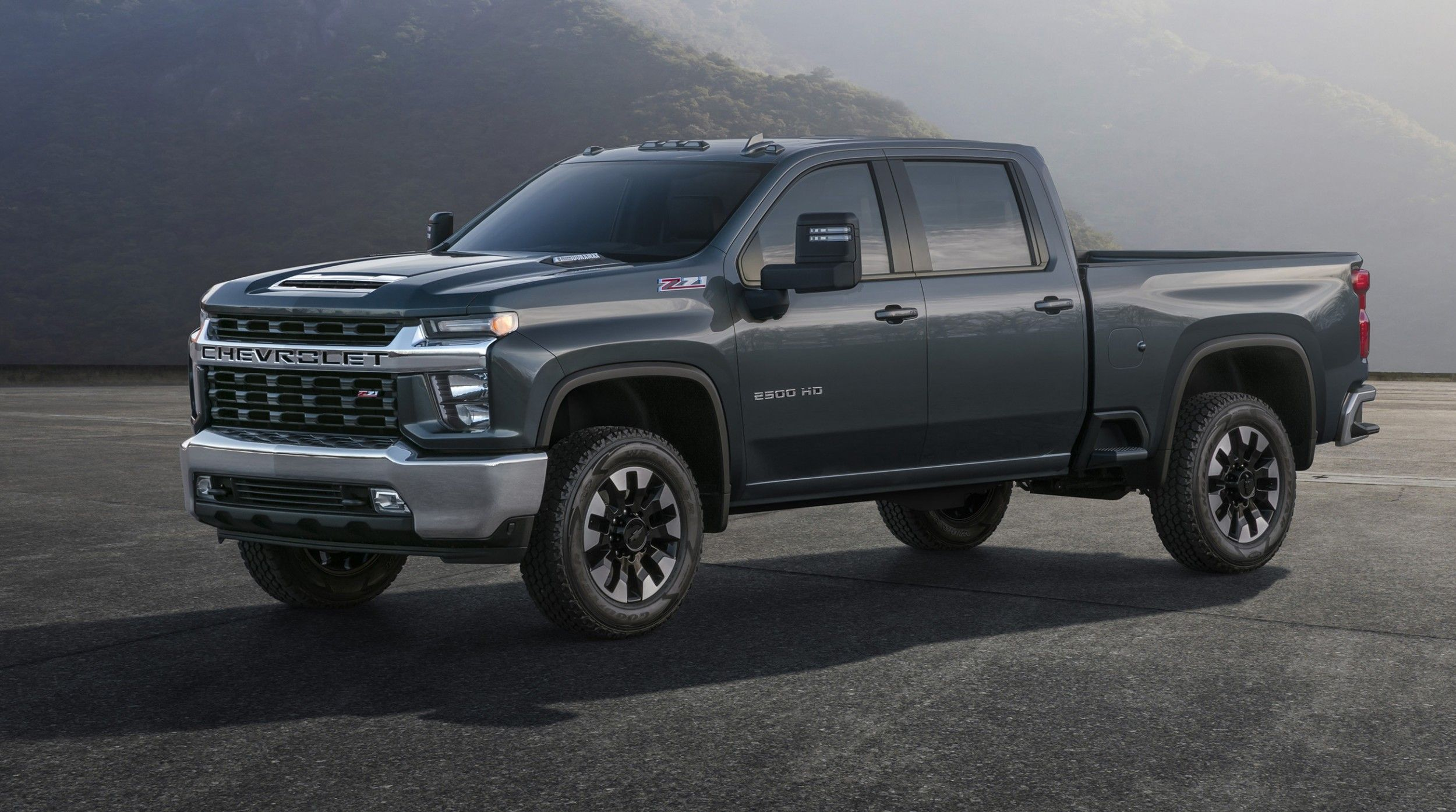Chevrolet Unveils Beefier, Revamped 9 Silverado HD ... | chevrolet 2500