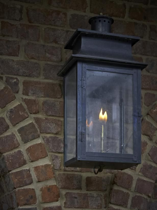 Green Home 2012 Around Serenbe Dream House Gas Lanterns Porch Lighting Exterior Light