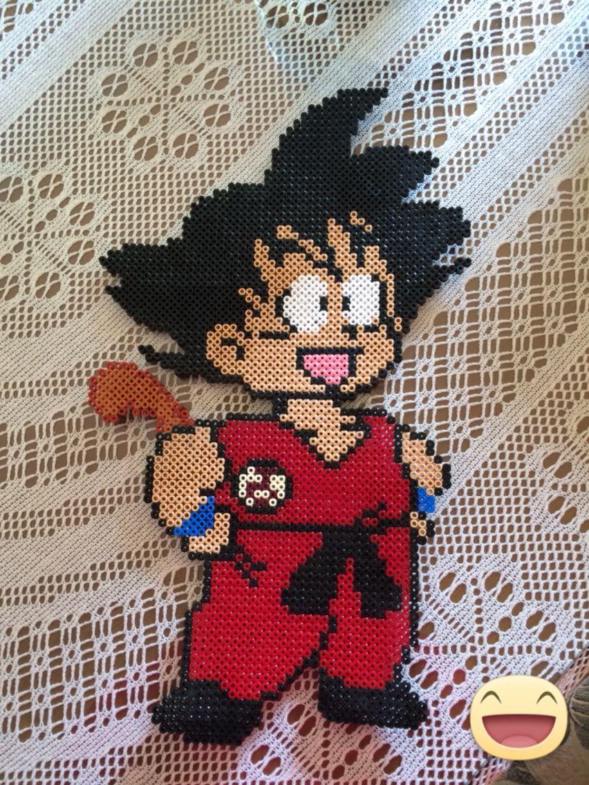 Goku planchado