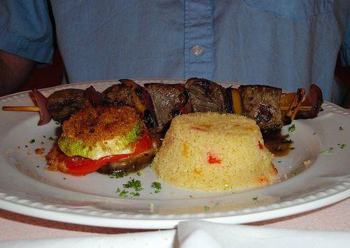 Dinner at Barcelona