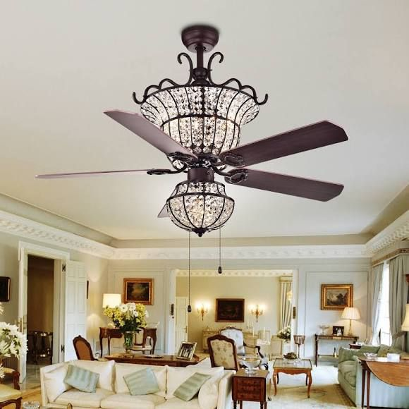 Hunter 99140 3 Light Fitter Light Kit Ceiling Fan Chandelier