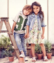 7ac9ba8860 Kids and baby clothing - Shop online or in-store | H&M GB | S/S 15 ...