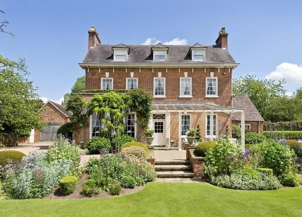Period Georgian Former Vicarage For Sale In Meriden English