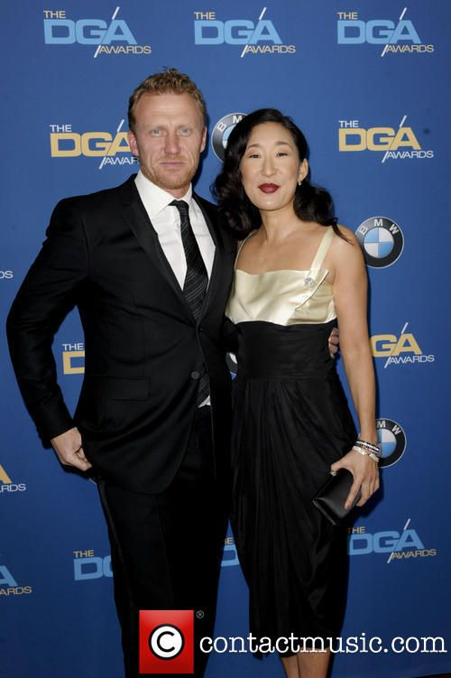 The DGA Awards 2014 | Kevin mckidd and Singers