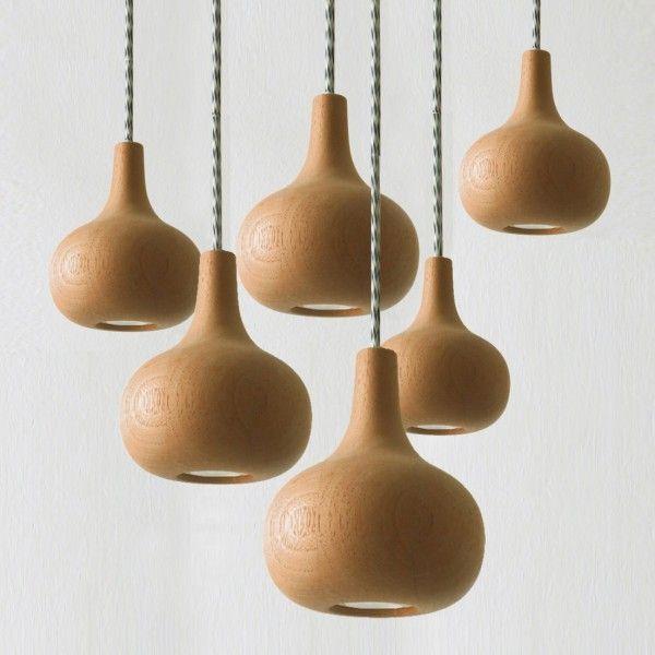 BULET   lamps lamparas diseño luminarias light lighting iluminación madera wood