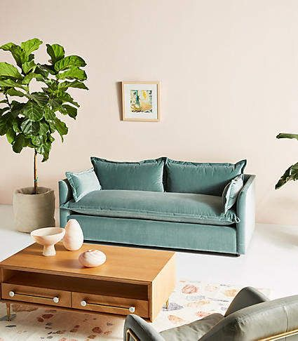 Anthropologie Denver Sofa in 2019 | Products | Sofa, Living ...
