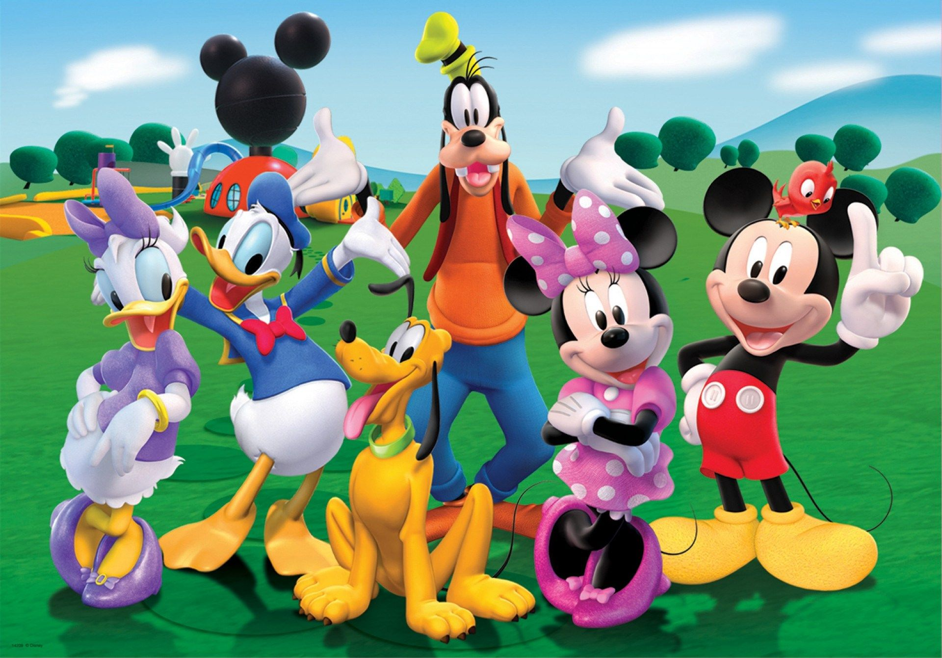 Nice Mickey Mouse Clubhouse Pictures Wallpaper Of Awesome Full