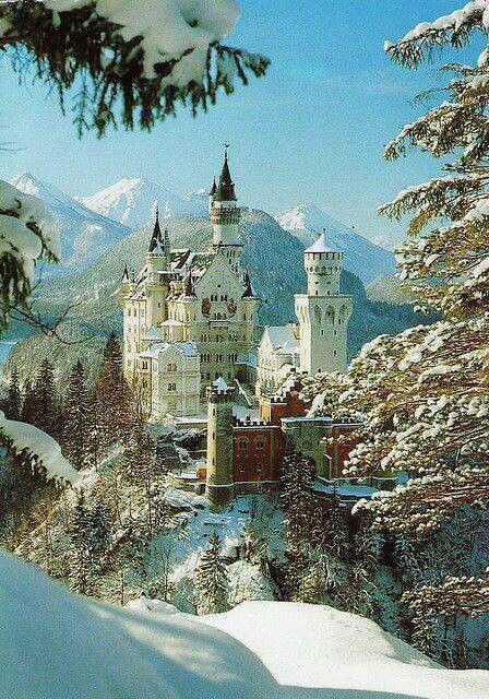 Wonderful Neuschwanstein http://www.travelandtransitions.com/european-travel/