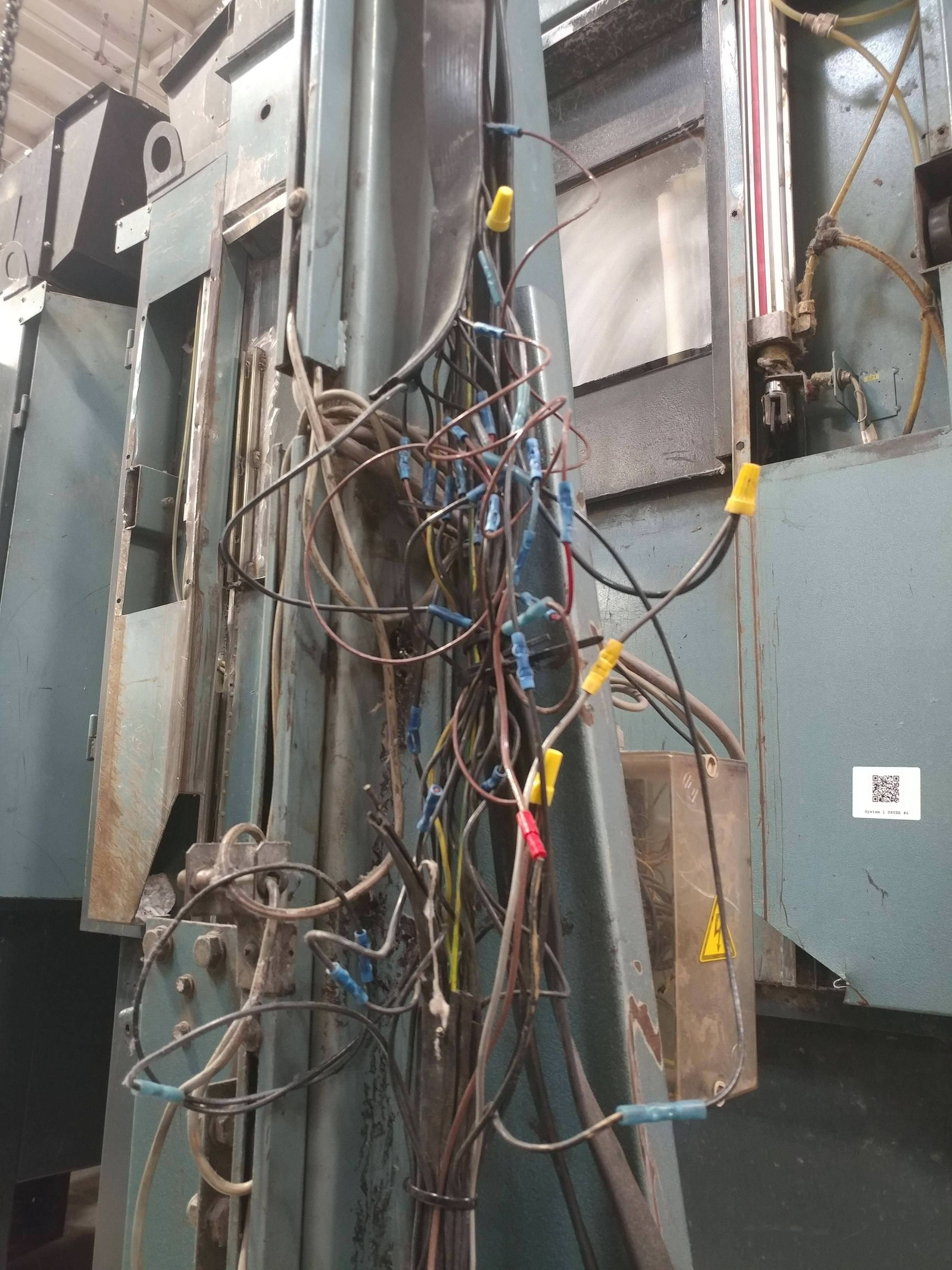 We\'ll just splice a couple wires here #forklift #osha ...