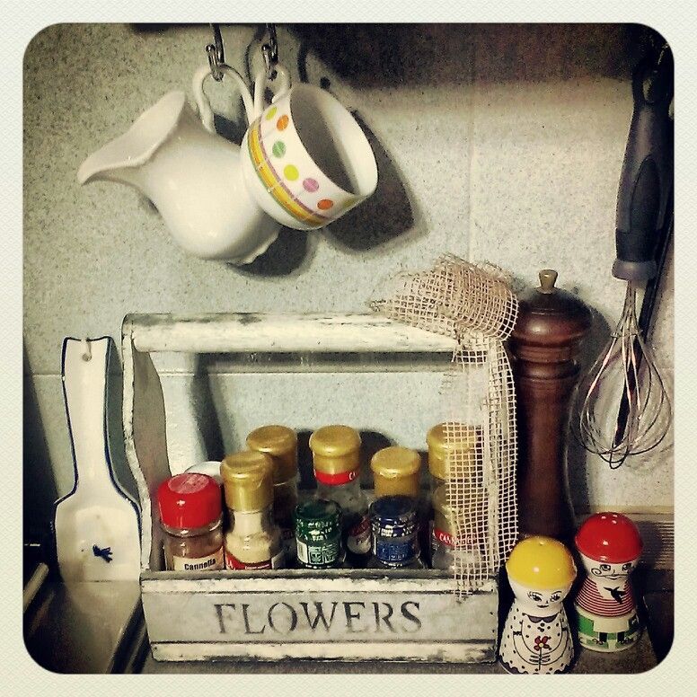 Kitchen & spices