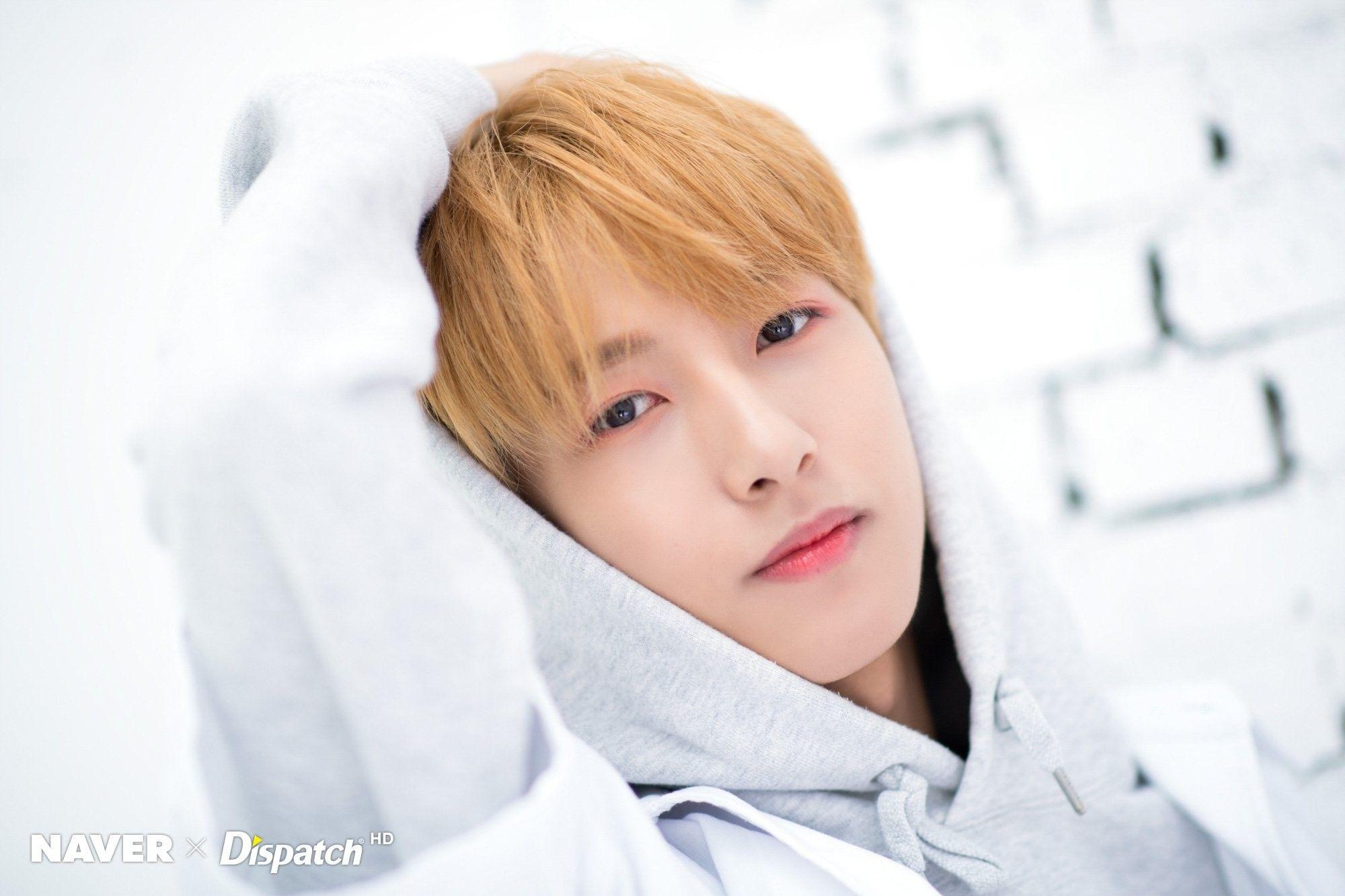 Nct Dream Renjun 180905 Naver X Dispatch We Go Up Comback