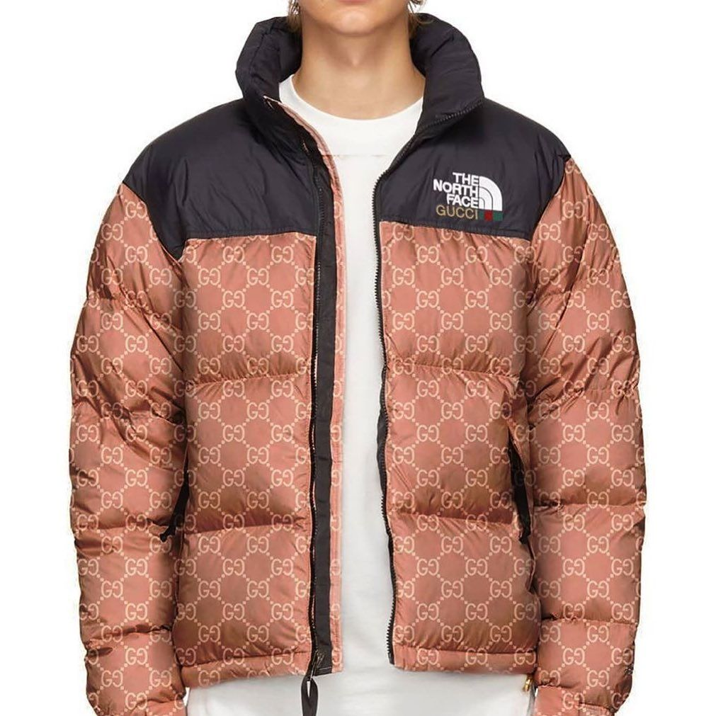 Buy And Sell Designer Fashion With The Selling Community App Yes Or No Gucci X Northface Fashion Athletic Jacket Adidas Jacket [ 1011 x 1011 Pixel ]