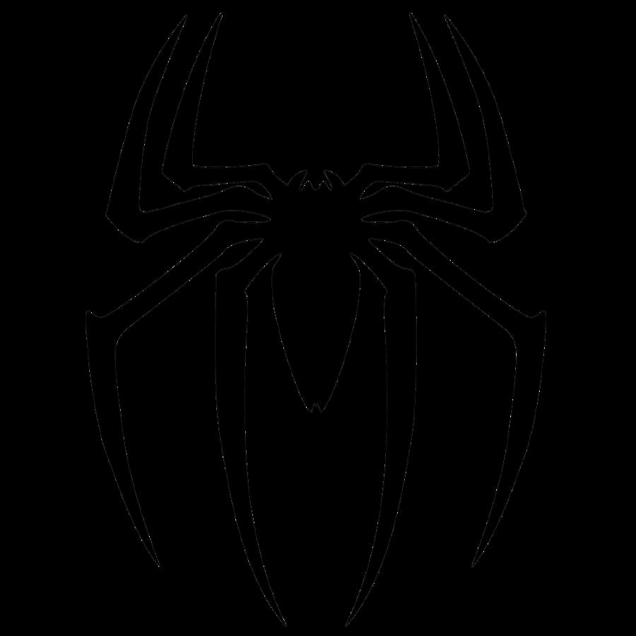 Halloween Hanging Spider Clipart Free Clipart Images 2 Clipartix Spiderman Tattoo Hero Logo Spiderman